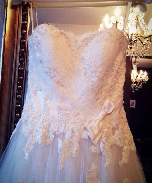 結婚式ドレス写真01